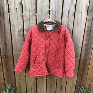 LL Bean Women's Quilted Jacket